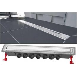 Caniveau Venisio Expert 900 mm avec grille réversible