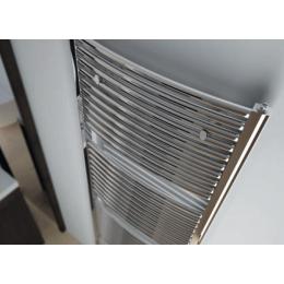 Radiateur Sèche-serviettes VENUS chromé eau chaude / mixte
