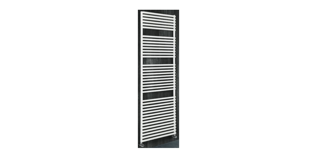 radiateur s che serviettes net eau chaude mixte avec r flex. Black Bedroom Furniture Sets. Home Design Ideas