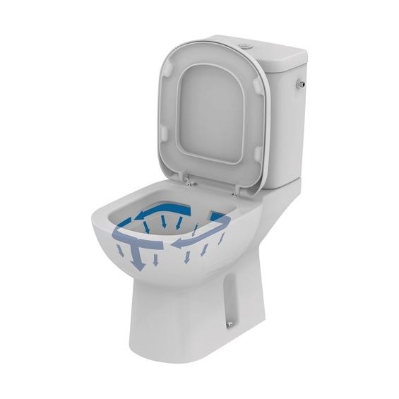 Pack WC Khéops sans bride