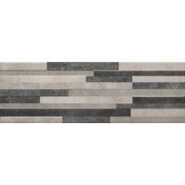 Carrelage mur Décor 2 New York gris 20*60 cm