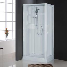 Découvrir Cabine de douche intégrale Nahuel Blanc