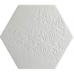 Découvrir Milan white 25*25 cm