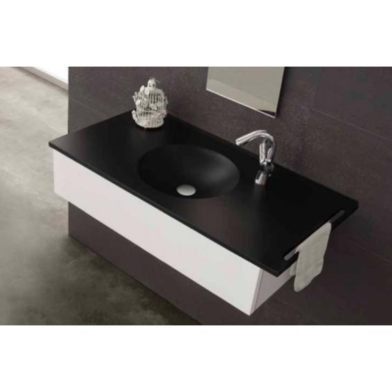 Vasque simple Selene ronde