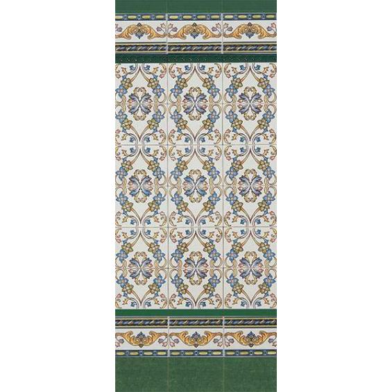 Cordon verde antic 2.5*20 cm