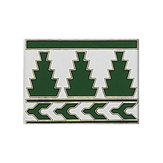 Cenefa almeria vert 15*20cm