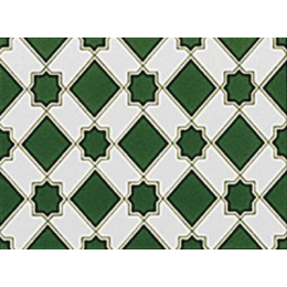 Découvrir Cartuja verde 15*20 cm