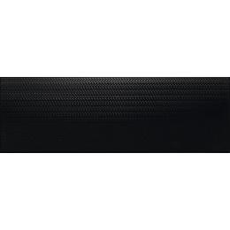 Carrelage mur Vita Black texture 20x60 cm
