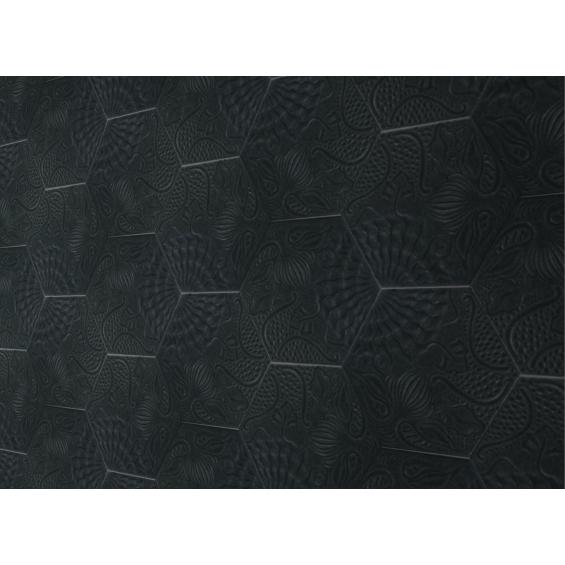 Hexagone 3D 25*25 cm
