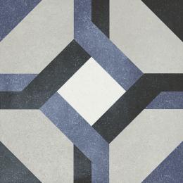 Carrelage sol effet carreaux de ciment Grant Laure 15*15 cm