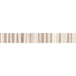 Découvrir Frise Geometrico Moka 5*40 cm