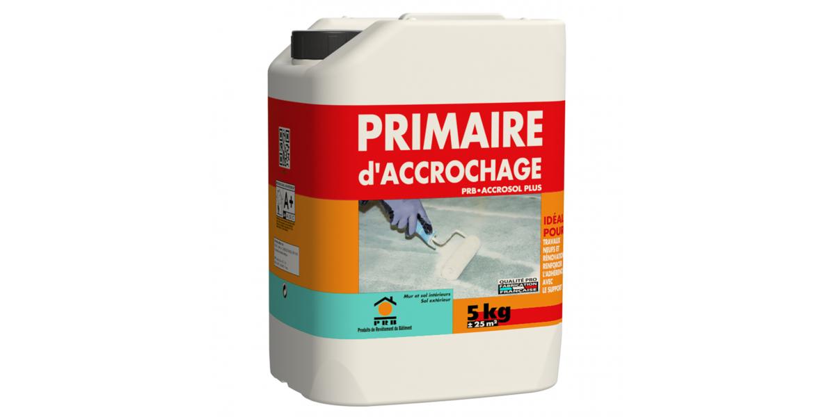 Achat vente produit carrelage primaire d 39 accrochage 5kg for Primaire pour carrelage
