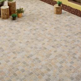 Carrelage sol extérieur classique Rosaré Castagno 33*33 cm R11