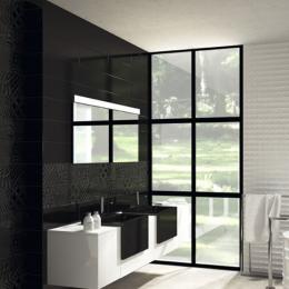 Vita Black 20x60 cm