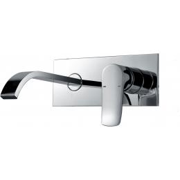 Découvrir Mitigeur lavabo Encastré Maya
