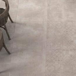Carrelage sol moderne Sensation gris 60*60 cm