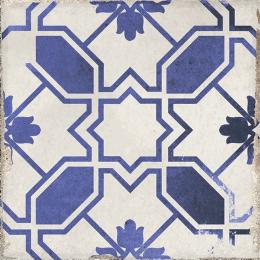 Découvrir Bayou caleta blue 15*15 cm