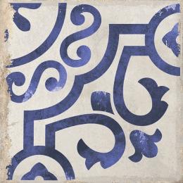 Découvrir Bayou rancho blue 15*15 cm