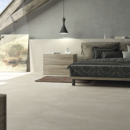 Carrelage sol effet pierre Naples Creme 29,2*59,2 cm
