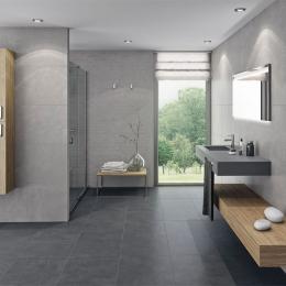 Design anthracite 60*120 cm