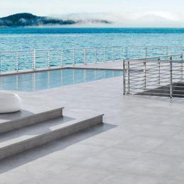 Carrelage sol extérieur moderne Don angelo pearl R11 60*60 cm