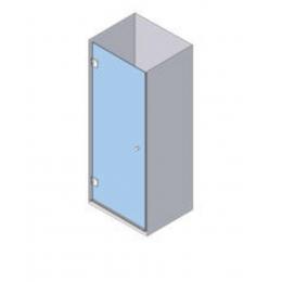Porte de douche droite pivotante First 1 porte