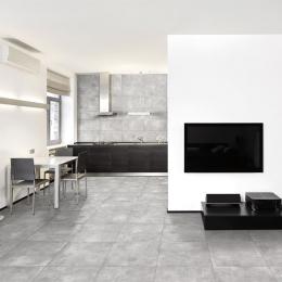 Tech grigio 80,2x80,2 cm