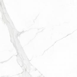 Carrelage sol et mur effet marbre mat Granito white 60*60 cm