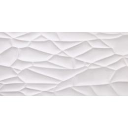Carrelage mur Polar mojave white brillo 30*90 cm