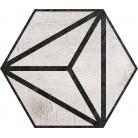 Legno grey 25*25 cm