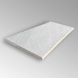 Découvrir Margelle piscine Prodige Blanc 30x60 cm