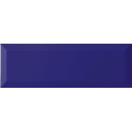 Carrelage mur Métro cobalto 10*30 biseauté