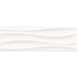 Carrelage mur Blanco ondas mate 20*60 cm