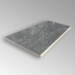 Découvrir Margelle piscine lastra black 30x60 cm