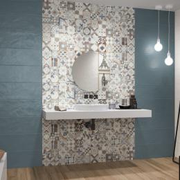 Carrelage mur Colors blanco 25*75