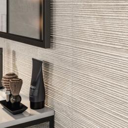 Onyx groove sand 60*120 cm