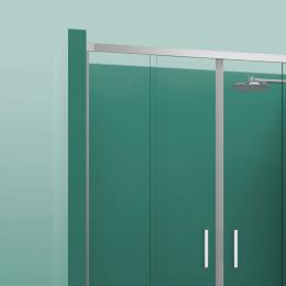 Portes de douche 2 portes coulissante Cosmos