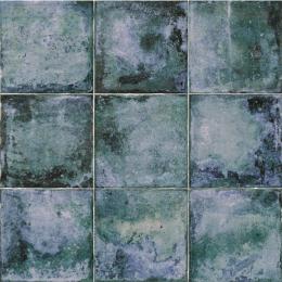 Carrelage sol et mur Belleville blue 20*20 cm