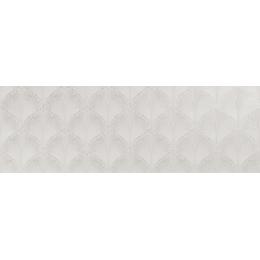 Carrelage mur Décor Urban brussels blanco 25*75 cm
