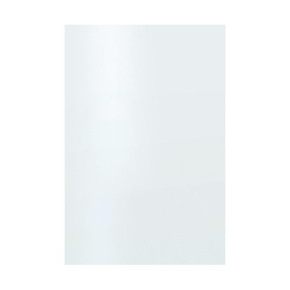 Blanco brillo 25*40 cm