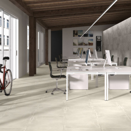 Carrelage sol extérieur moderne Prestige snow R11 60*60 cm