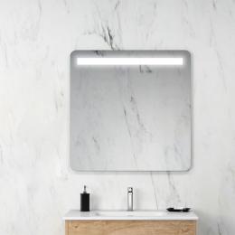 Miroir éclairant Homely