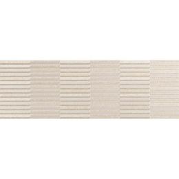 Carrelage mur Décor Urban wonder beige 25*75 cm