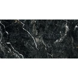 Carrelage sol et mur poli effet marbre Botticcino dark wave 60*120 cm