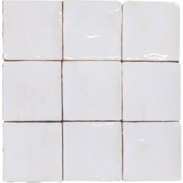 Découvrir Zellige mix blanco 10*10 cm