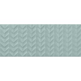 Carrelage mur Fontana Décor tip turquoise 20*50 cm