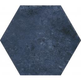 Carrelage sol et mur hexagonal Jungle azul 23*27 cm