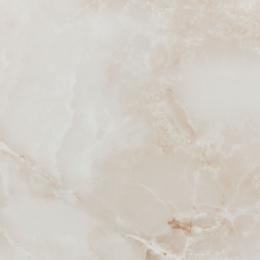 Carrelage sol poli effet marbre Cyclades beige 120*120 cm