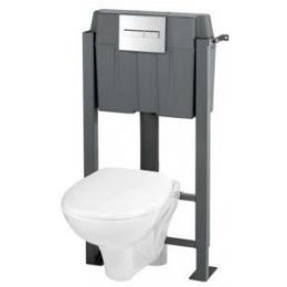 Découvrir Pack WC suspendu intra