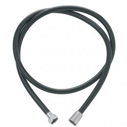 Découvrir Flexible Pvc lisse noir 1,5m.